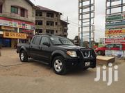 Nissan Frontier 2007 Crew Cab LE Long 4x4 Black | Cars for sale in Greater Accra, Asylum Down