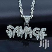 Savage Hiphop Necklace | Jewelry for sale in Greater Accra, Teshie-Nungua Estates