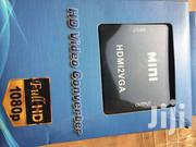 Mini HDMI To VGA Converter | Computer Accessories  for sale in Greater Accra, Achimota
