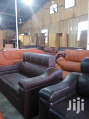 Deep Cofé Colored Set of Couch 😍😍 😍 | Furniture for sale in Greater Accra, Airport Residential Area