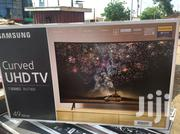 New Samsung 49inches Uhd 4K Smart Slim Sleek Curved LED TV | TV & DVD Equipment for sale in Greater Accra, Adabraka