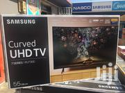 NEW *2019* Samsung 55 Uhd 4K Smart S2 Curved Slim Sleek Led Tv | TV & DVD Equipment for sale in Greater Accra, Adabraka
