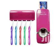 Automatic Toothpaste Dispenser And Toothbrush Holder | Bath & Body for sale in Greater Accra, North Kaneshie