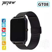 Stainless Steel Smart Watch | Accessories for Mobile Phones & Tablets for sale in Western Region, Wassa West