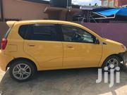 Chevrolet Aveo5 2010 Yellow | Cars for sale in Greater Accra, Dansoman