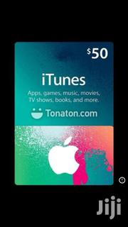 iTunes Gift Card   Accessories for Mobile Phones & Tablets for sale in Greater Accra, East Legon
