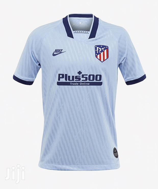 Archive: 2019/2020 Atletico Madrid Third Jersey