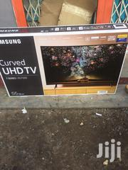 Millions Of Colors Samsung 55′′ UHD 4K Curved Smart TV UA55RU7300 | TV & DVD Equipment for sale in Greater Accra, Adabraka
