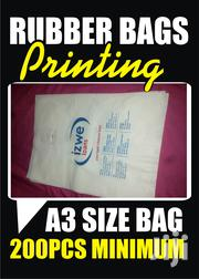 Rubber Bag Printing | Computer & IT Services for sale in Greater Accra, Osu