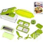 Nicer Dicer Plus Multi-Purpose Vegetable Fruit Slicer- Green | Kitchen & Dining for sale in Greater Accra, Dzorwulu