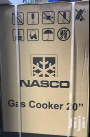 Nasco 4 Burner Gas Cooker With Oven Black Mirror | Kitchen Appliances for sale in Greater Accra, Accra Metropolitan