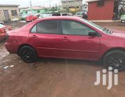 Toyota Corolla 2007 LE Red | Cars for sale in Brong Ahafo, Kintampo North Municipal