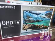 Quality Samsung 43 Inches Smart 4K UHD Wifi Led TV | TV & DVD Equipment for sale in Greater Accra, Adabraka
