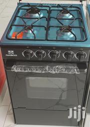Quality Nasco 4 Burner Gas Cooker With Oven Black Mirror | Kitchen Appliances for sale in Greater Accra, Accra Metropolitan