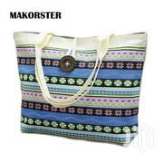 Ladies New Hand Bag Canvas Leather | Bags for sale in Central Region