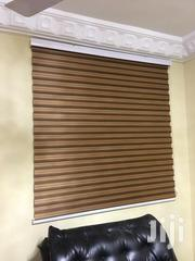 Cream Zebra Curtains Blinds | Home Accessories for sale in Greater Accra, Accra Metropolitan