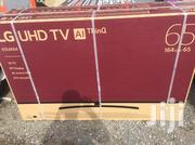 "Enjoy Movies On LG 65""Smart Satellite 4K UHD Wifi Led Tele 
