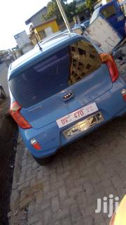 Kia Picanto 2012 1.1 EX Automatic Blue | Cars for sale in Greater Accra, Abossey Okai