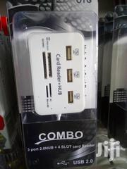 USB Hubs + Card Reader | Computer Accessories  for sale in Greater Accra, Ashaiman Municipal