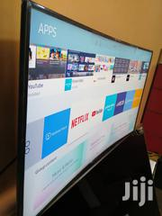 Samsung Curved 4K Tv 49 Inches | TV & DVD Equipment for sale in Greater Accra, Accra Metropolitan