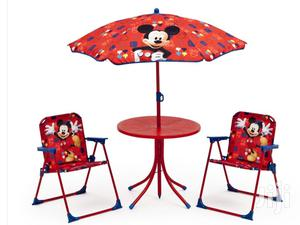 Disney Mickey Mouse Chair Set