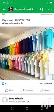 Plain Lacoste | Clothing for sale in Greater Accra, Tema Metropolitan