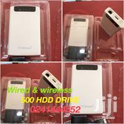 INTENSO Hdd 500g Wifi Conection | Computer Hardware for sale in Greater Accra, Adenta Municipal