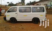 STRONG TOYOTA HIACE GOING FOR A COOL PRICE | Heavy Equipments for sale in Ashanti, Kumasi Metropolitan