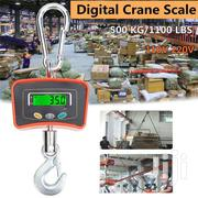 500 KG 1100 LBS Digital Hanging Scale | Manufacturing Materials & Tools for sale in Greater Accra, Agbogbloshie