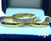 3set 18k Gold Filled Wedding Rings | Jewelry for sale in Greater Accra, Darkuman