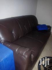 Leather Sofa Seat | Furniture for sale in Greater Accra, Teshie new Town