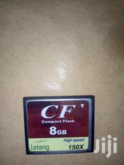 CF Compact Flash 8gb | Photo & Video Cameras for sale in Greater Accra, Teshie-Nungua Estates