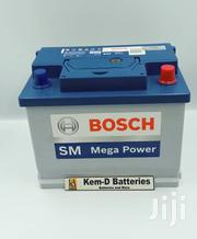 13 Plates Bosch Car Battery + Free Door Step Delivery | Vehicle Parts & Accessories for sale in Greater Accra, Accra Metropolitan