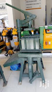 Block Machine And Accessories With One Mould | Manufacturing Equipment for sale in Greater Accra, Tema Metropolitan