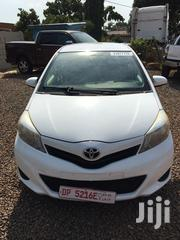 Toyota Yaris 2012 White   Cars for sale in Greater Accra, Abelemkpe