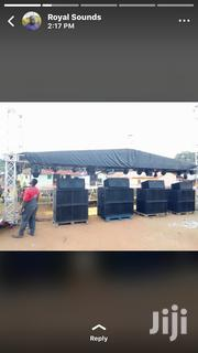 Complete Sound System With Lightning And Stage. | Stage Lighting & Effects for sale in Eastern Region, Asuogyaman
