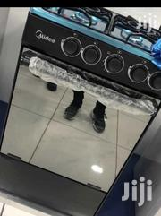 Quality Midea 4 Burner Gas Cooker With Oven Stainless Steel | Kitchen Appliances for sale in Greater Accra, Accra Metropolitan