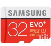 32gig Samsung SD Card Evo Plus | Accessories for Mobile Phones & Tablets for sale in Greater Accra, Airport Residential Area