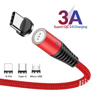 Magnetic Fast Charging USB Cable Connector