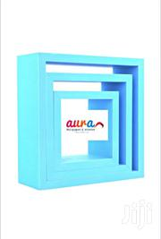 Blue Square Shelves Set | Furniture for sale in Greater Accra, Mataheko