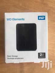 2TB Western Digital WD External Hard Drive | Computer Hardware for sale in Western Region, Shama Ahanta East Metropolitan
