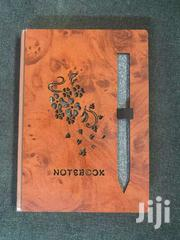 Wodden Design Notebook | Clothing Accessories for sale in Greater Accra, Kwashieman