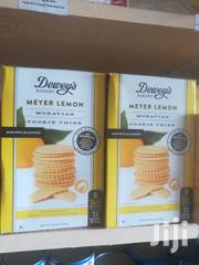 Dewey'S Bakery Meyer Lemon Moravian Cookie Thins 28 Oz. | Meals & Drinks for sale in Greater Accra, Tesano