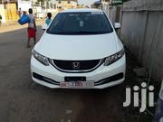 Honda Civic 2013 Sedan LX White | Cars for sale in Greater Accra, Dansoman