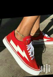 Vans Red And White | Shoes for sale in Greater Accra, Burma Camp