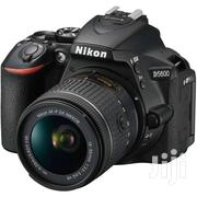 NIKON D5600 DSLR 18-55MM LENS | Video Game Consoles for sale in Greater Accra, Darkuman