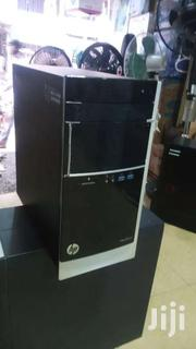 Desktop Computer HP 4GB AMD A10 HDD 500GB | Laptops & Computers for sale in Ashanti, Kumasi Metropolitan