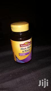 Nature Made Hair, Skin and Nails Supplement, 220 Ct. | Vitamins & Supplements for sale in Greater Accra, Apenkwa