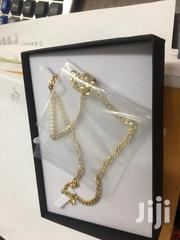 14kt Yellow Pure Gold Curb Chain   Jewelry for sale in Greater Accra, East Legon