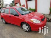 Toyota Matrix 2008 Red | Cars for sale in Northern Region, Tamale Municipal